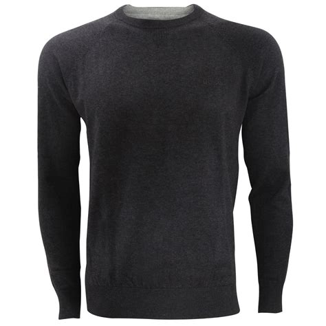 sweater bench bench mens prank long sleeve crew neck sweater jumper