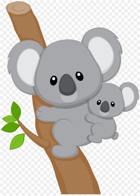clipart koala baby koala clip koala png 922 1280 free