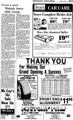 Middletown Records The Times Herald Record From Middletown New York On August 8 1976 183 Page 115