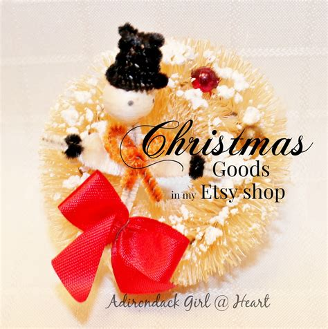 christmas goods in my etsy shop coupon adirondack girl