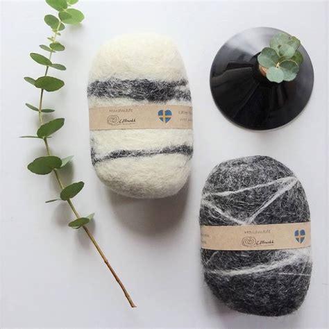 Handmade Scandinavian - handmade scandinavian felted soaps by norr 246 design