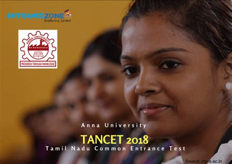 Tancet Mba Counselling 2017 by Tancet 2018 Tamil Nadu Common Entrance Test Admissions