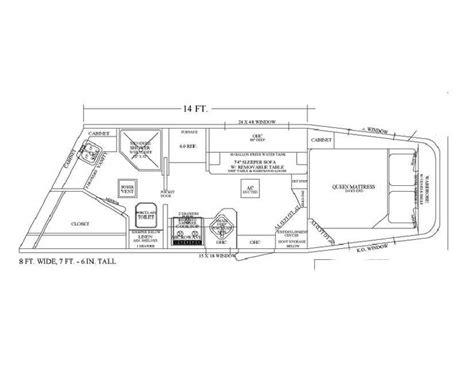 horse trailer floor plans 39 best living quarter floor plans images on pinterest