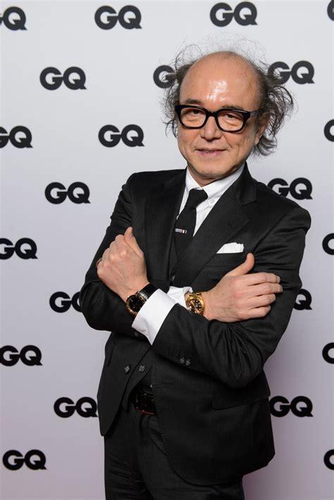 Masafumi Suzuki Gq Oferece Coquetel De Premia 231 227 O Na Feira De Relojoaria