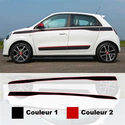 renault twingo 2015 kit stickers d 233 co porti 232 res renault twingo 2015