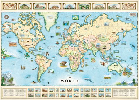printable jigsaw map of the world the world jigsaw puzzle puzzlewarehouse com