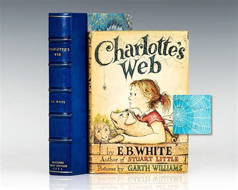 charlottes web puffin classics 0141368837 charlotte s web by white e b illustrated by garth williams 1952