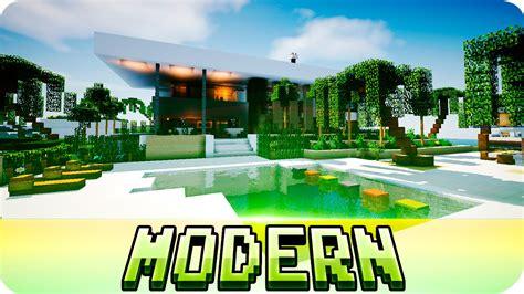 modernes haus minecraft command minecraft beautiful modern house w jerenvids
