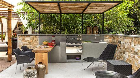 Simple Outdoor Kitchen Ideas Churrasqueiras Maravilhosas Para Todos Os Estilos Blog