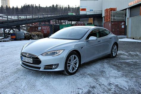 Tesla Model S Norge Norge Er St 248 Rst I Europa P 229 Tesla Bil E24