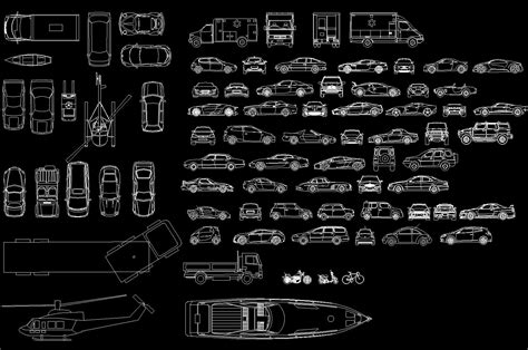 car templates for autocad image gallery autocad blocks