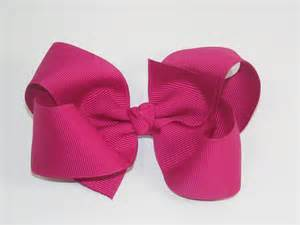 hair bow how to make a big boutique hair bow