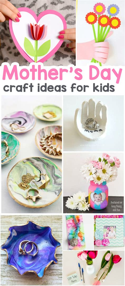 Craft Ideas For S Day 25 Mothers Day Crafts For Most Wonderful Cards