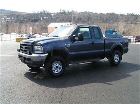 how it works cars 2004 ford f250 on board diagnostic system purchase used 2004 ford f250 sd xl 4x4 v10 supercab 4 dr 1owner nice truck in woodsville new