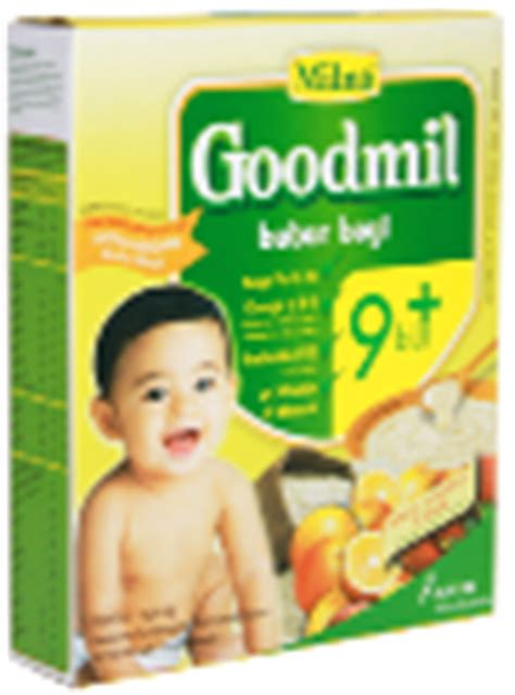 Milna Goodmil Bubur Bayi 6 Bln Beras Merah Pisang cara membuat bayi bayi batuk perkembangan bayi perlengkapan bayi bubur bayi bayi sehat