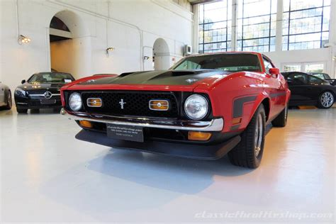 1971 ford mustang 351 1971 ford mustang 351 classic throttle shop