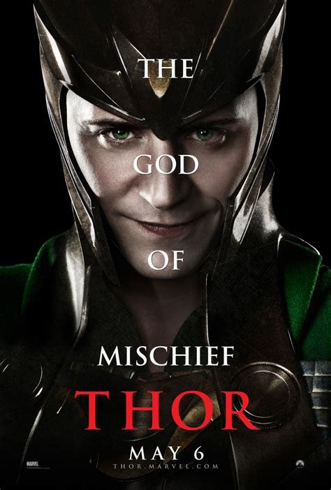 film thor online 2011 new loki character poster from thor movie moviesonline
