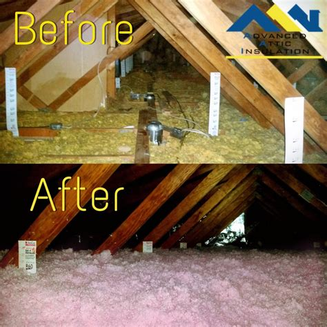 Attic Insulation Installation - advanced attic insulation insulation installation