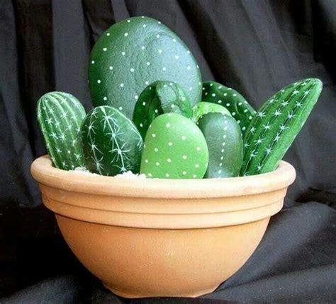 Cactus Rocks Craft Ideas Pinterest Gardens Be Cool Cactus Rock Garden