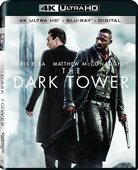 film blu ray uhd the dark tower dvd release date october 31 2017