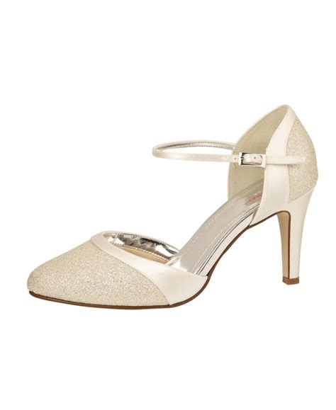 Rainbow Schuhe Ivory by Caroline Rainbow Club 159 00