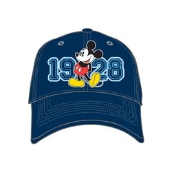 youth baseball hat mickey mouse classic navy