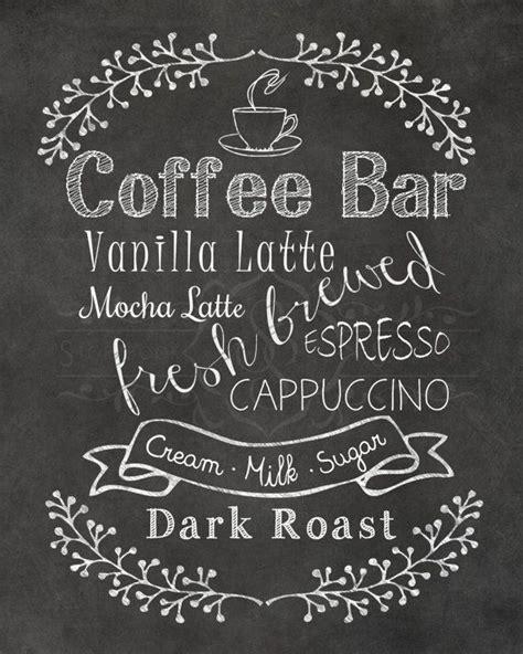 printable coffee quotes coffee shop chalkboard art www pixshark com images