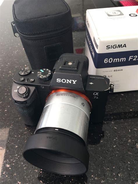 Sigma 60mm F 2 8 Dn A sigma 60mm f2 8 dn a lens catawiki