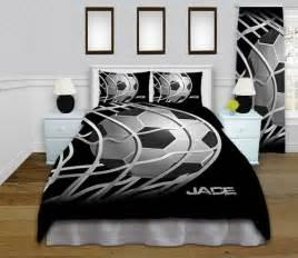 duvet covers for guys boys soccer duvet cover soccer bedding by
