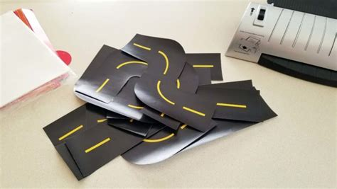 printable road pieces printables archives while he was napping