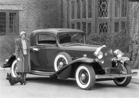 1930s Cadillac by The Great Depression Was Raging But Cadillac S Styling