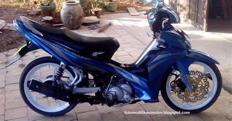 As Shock Depan Yamaha Zr Original modifikasi jupiter z keren modifikasi motor