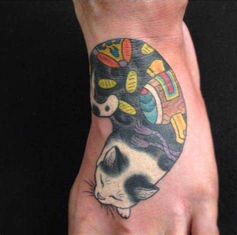 cat tattoo ink inspiration and ideas for cat tattoos 171 tattoo pictures