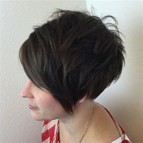 how to cut choppy layers in hair 60 short choppy hairstyles for any taste choppy bob