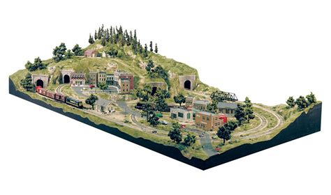 layout zoom scale grand valley ho scale layout kit layout kits woodland