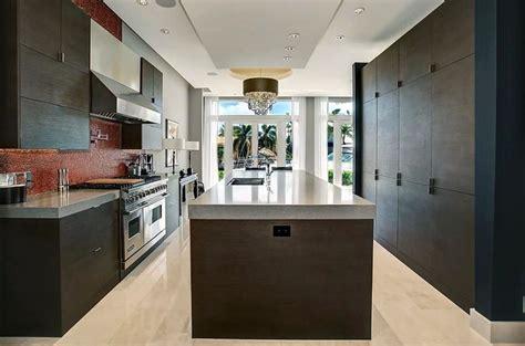 dark grey kitchen cabinets with black countertops dark grey quartz countertops for kitchens dark tile