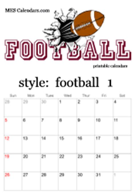 football calendar template monthly calendar templates with lines new calendar