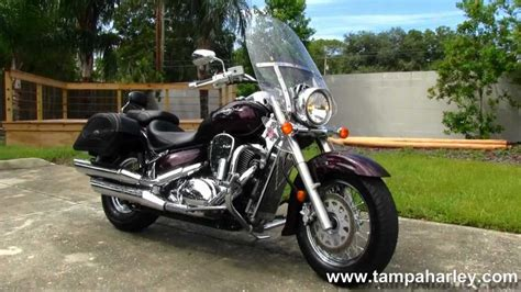 2009 Suzuki Boulevard C50 Used 2009 Suzuki Boulevard C50 Motorcycle For Sale