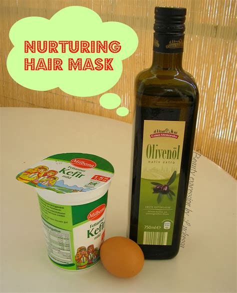 Masker Organik Kefir 194 feature diy nurturing hair mask by luchessa makeup pixi3