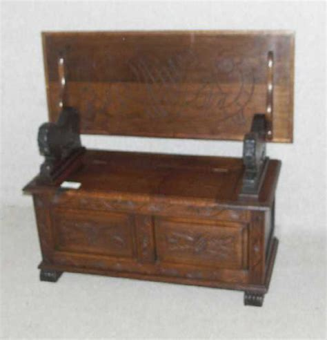 monks bench for sale antiques atlas oak monks bench