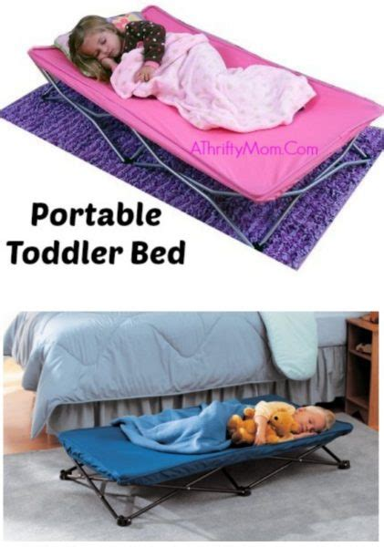 portable toddler beds ୧ʕ ʔ୨toddler cot or portable portable bed so many