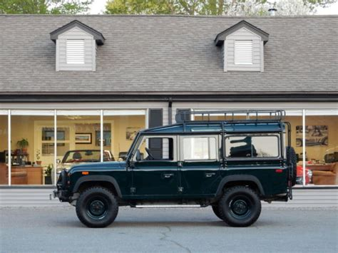 car engine manuals 1993 land rover defender seat position control 1993 land rover nas defender 110 142 64 200 miles for sale photos technical specifications