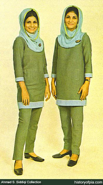 Air Hostess Pjs From by Pakistan Before 90s Page 13