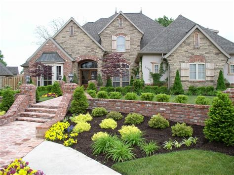 home landscapes front yard landscaping ideas dream house experience