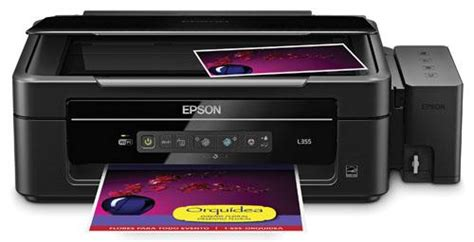 Printer Epson L350 Epson Printer L350 Abadi Intergrasi