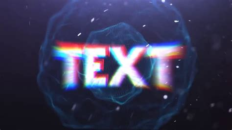free cinema 4d intro template youtube