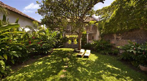Templeberg Galle Sri Lanka Asia garden architect channa daswatte renovated the house