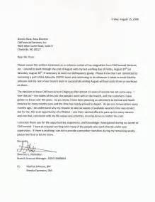 Best Resignation Letter Samples One Month Notice » Home Design 2017