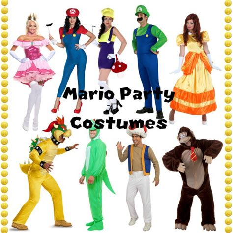party themes for adults dress up how to throw a mario party party halloween costumes blog