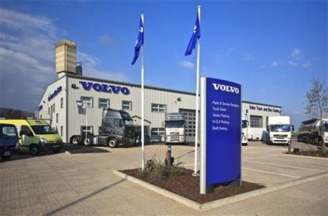 Dealership Uk Volvo Truck And Centre Scotland Open
